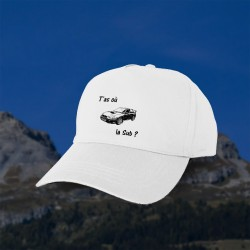 Baseball Cap - T'as où la Sub