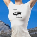 Women's T-Shirt - T'as où la Sub