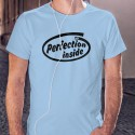 Men's Funny T-Shirt - Perfection Inside