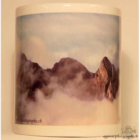 Tasse Montagnes Valaisannes