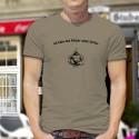 Funny T-Shirt - J'ai le corps d'un Dieu
