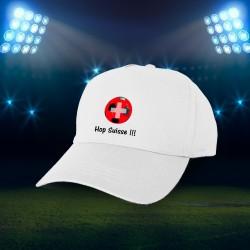 Casquette - Hop Suisse - football