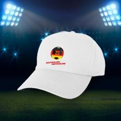 Fußball Mütze - Deutschland Deutschland