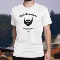 Si vous pensez à vous raser ★ Règle de la barbe N°3 ★ T-Shirt homme