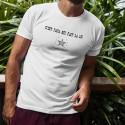 T-Shirt - C'est papa qui fait la Loi