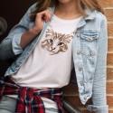 Donna T-shirt - gatto norvegese
