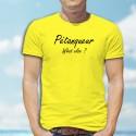 T-Shirt - Pétanqueur, What else