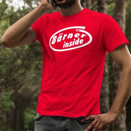 T-Shirt coton - Bärner inside