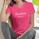 Women's cotton T-Shirt - Vaudoise, What else ?