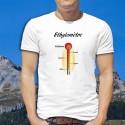 T-Shirt - Ethylomètre valaisan
