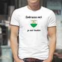 Embrasse-moi, je suis Vaudois ★ T-Shirt homme