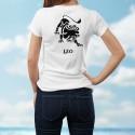T-shirt - Leo astrological sign