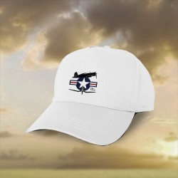 Baseball Cap - fighter aircraft - F4U-1 Corsair