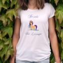 T-Shirt mode - Je suis une Licorne