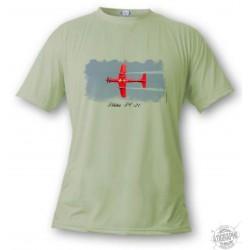 Flugzeug T-Shirt - Pilatus - PC21, Alpine Spruce