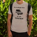 T-Shirt - Vintage Dyane