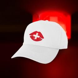 Mütze - Schweizer Kuss