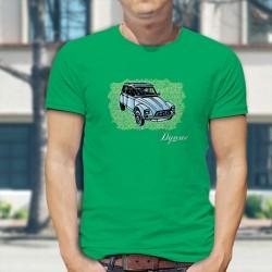 Uomo cotone T-Shirt - Dyane