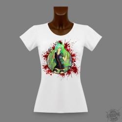 T-Shirt manga moulant - Rotten Nurse