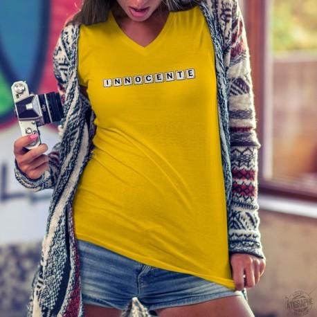 Women's cotton T-Shirt - Innocente