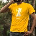 Cotton T-Shirt - astrological sign Virgin