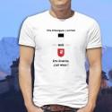 T-Shirt - Fribourgeois, bien mais Gruérien, mieux !