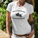 Lady T-Shirt - Jamais roulé en Chopper