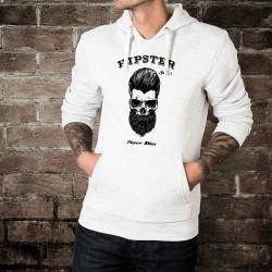 Herren Kapuzenpulli - HIPSTER Style Never Dies