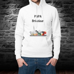 Hoodie - Papa Bricoleur