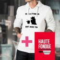 Pack Felpa e Prenota - La Haute Fondue est avec Toi - francese