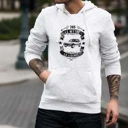Kapuzen-Sweatshirt - Vintage Macintosh