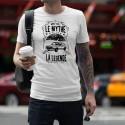 T-Shirt - Golf GTI, le mythe, la Légende
