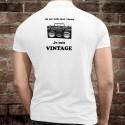 Polo Shirt - Vintage Radio