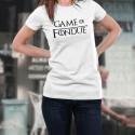 T-Shirt mode - Game of Fondue