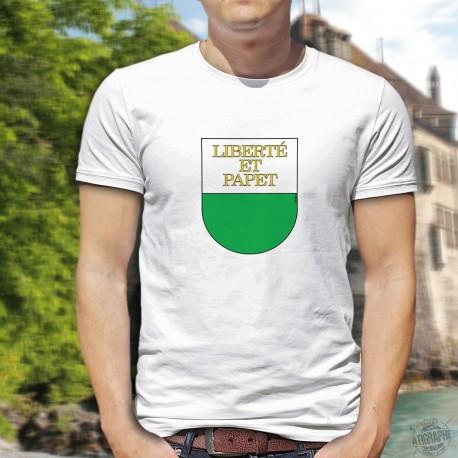 Men's T-Shirt - Liberté et Papet