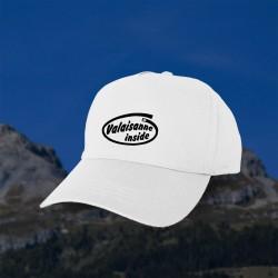 Baseball Cap - Valaisanne inside