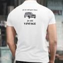 Polo Shirt - Vintage Renault 4L