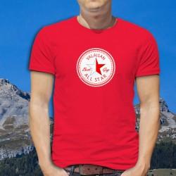Baumwolle T-Shirt - Valaisan, ALL STAR Best Guy