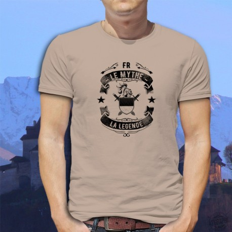 Funny T-Shirt - Fribourgeois, le mythe, la légende