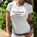 Women's slim T-Shirt - Neuchâteloise, What else ?