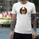 Men's T-Shirt - Geneva Eagle