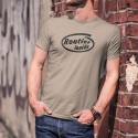 Uomo Funny T-Shirt - Routier Inside