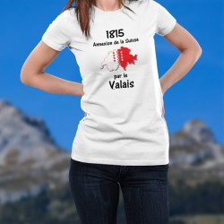 Women's T-Shirt - Valais 1815