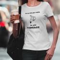 T-Shirt - Vintage Vespa
