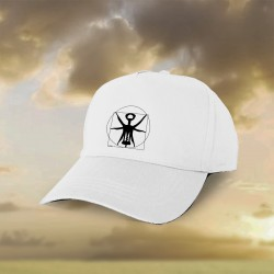 Baseball Cap - The Vitruvian corkscrew