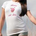 Fashion T-Shirt - Süesses, isch Läbä