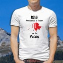 Men's or Women's funny T-Shirt - Valais 1815