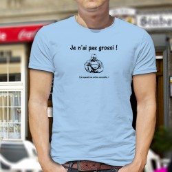 Funny T-Shirt - Je n'ai pas grossi