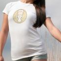 Donna T-Shirt - Mandala del faraone
