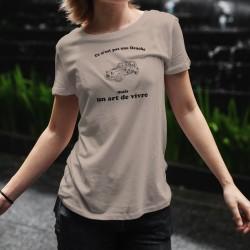 T-Shirt - Ce n'est pas une Deuche